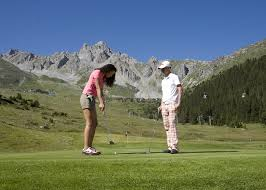 courchevel golf