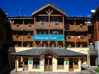hotel golf courchevel